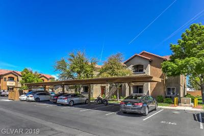 Las Vegas Condo/Townhouse For Sale: 2615 West Gary Avenue #1077
