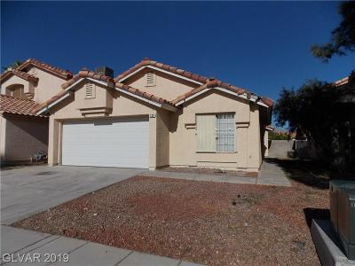 Las Vegas Single Family Home For Sale: 530 River Bed Street
