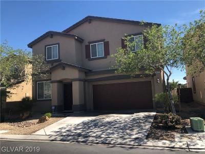 North Las Vegas Single Family Home For Sale: 417 Prairie Moon Avenue