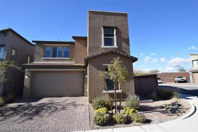 Las Vegas Single Family Home For Sale: 5949 Smith Valley Road