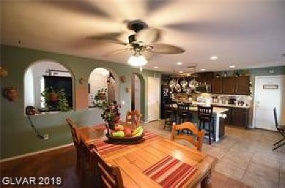 North Las Vegas Single Family Home For Sale: 5324 Santa Fe Street