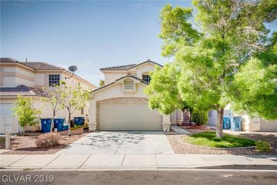 Las Vegas Single Family Home For Sale: 5329 Cool Dawn Court