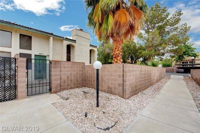 Boulder City Condo/Townhouse For Sale: 1307 Capri Drive #C