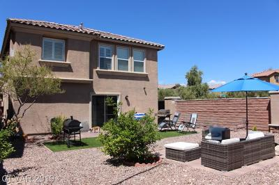 Las Vegas NV Single Family Home For Sale: $315,999