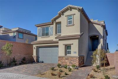 Henderson Single Family Home For Sale: 1056 Blue Wine Court
