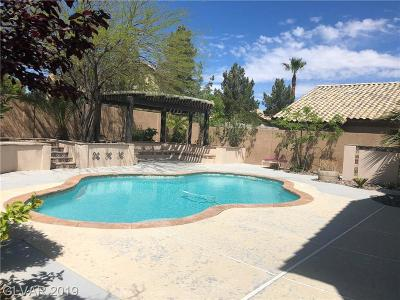 Las Vegas Single Family Home For Sale: 97 Harbor Coast Street