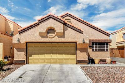 Las Vegas Single Family Home For Sale: 421 Clifton Heights Drive