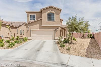 Las Vegas Single Family Home For Sale: 3606 Kobie Creek Court