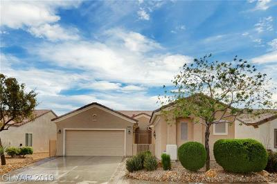 North Las Vegas Single Family Home For Sale: 2105 Willow Wren Drive