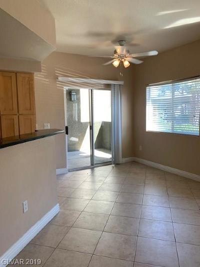 Las Vegas Condo/Townhouse For Sale: 8400 West Charleston Boulevard #122