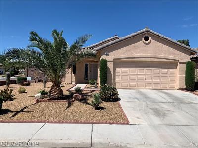Las Vegas Single Family Home For Sale: 9209 Black Slate Street