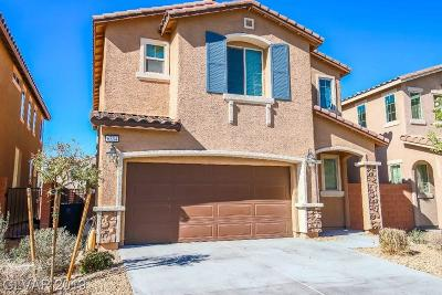 Las Vegas Single Family Home For Sale: 6334 Point Isabel Way