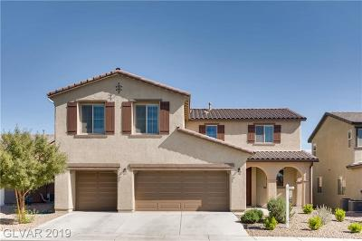 North Las Vegas Single Family Home For Sale: 1016 Peaceful Glen Court