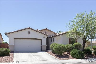 North Las Vegas Single Family Home For Sale: 1409 White Daisy Way