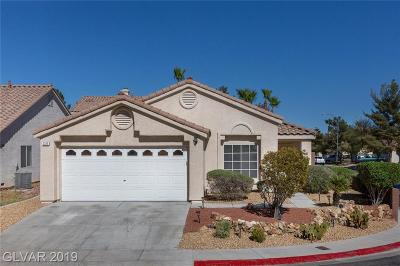 North Las Vegas NV Single Family Home For Sale: $285,000