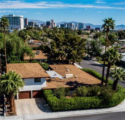 Las Vegas Single Family Home For Sale: 1506 5th Place