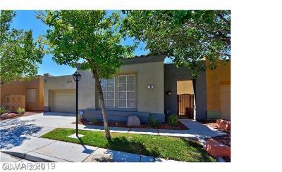 Las Vegas Single Family Home For Sale: 155, Tw 155, Twin Towers Av Avenue
