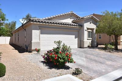 North Las Vegas Single Family Home For Sale: 1528 North Teasdale Ave