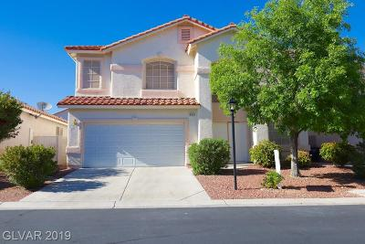 Single Family Home For Sale: 864 Pumpkin Seed Court