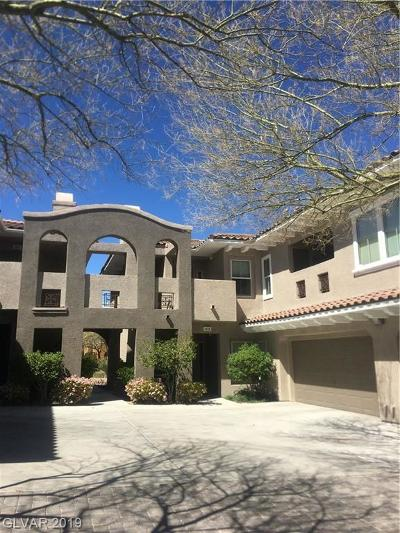 Las Vegas Condo/Townhouse Under Contract - No Show: 11830 Portina Drive #2030