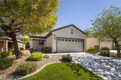 HENDERSON Single Family Home For Sale: 2448 Gamma Ray Place
