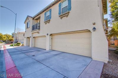 North Las Vegas Condo/Townhouse For Sale: 415 Dorchester Bend Avenue #2