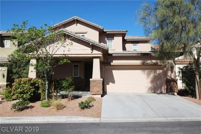 Las Vegas Single Family Home Under Contract - No Show: 7107 Forest Heights Court