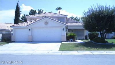 North Las Vegas Single Family Home For Sale: 1115 Deer Horn Lane