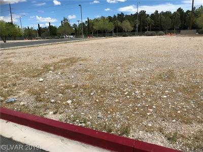 Centennial Hills Residential Lots & Land For Sale: 5011 North Rainbow #Lot 1