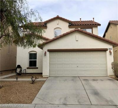 Las Vegas Single Family Home For Sale: 8037 Quilted Bear Street