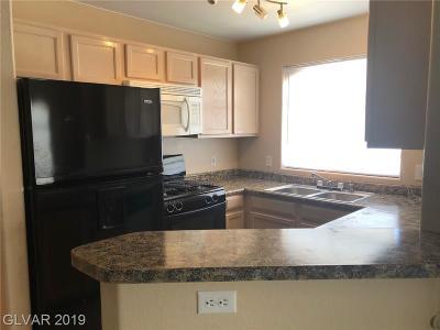 Las Vegas Condo/Townhouse For Sale: 4404 Lake Mead Boulevard #202