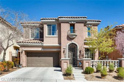 Single Family Home For Sale: 736 Milonga Street