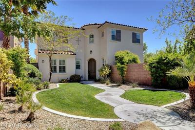 Las Vegas Single Family Home For Sale: 10591 Olympic Pine Drive