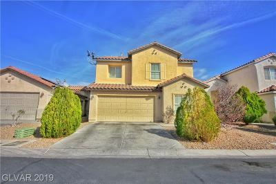 Las Vegas Single Family Home For Sale: 2696 West Sunrise Day Court