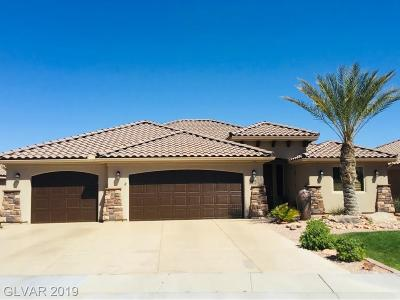 Mesquite NV Single Family Home For Sale: $457,900