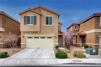 Las Vegas Single Family Home For Sale: 8735 Summoners Court
