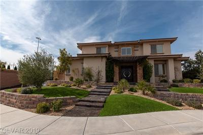 HENDERSON Single Family Home For Sale: 391 Cactus River Court