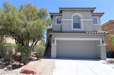 Single Family Home For Sale: 5654 Thunder Spirit Street