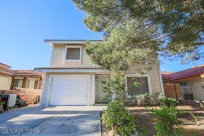 Henderson Single Family Home For Sale: 2844 Preciso Lane