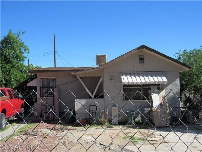 Las Vegas Multi Family Home For Sale: 220 Cincinnati Avenue