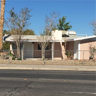 Las Vegas NV Single Family Home For Sale: $239,999