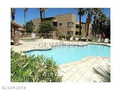Las Vegas Condo/Townhouse For Sale: 1810 Decatur Boulevard #204