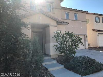Las Vegas NV Single Family Home Under Contract - No Show: $249,000