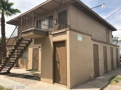 Henderson, Las Vegas Multi Family Home For Sale: 3236 Arlene Way