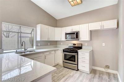 Las Vegas NV Single Family Home For Sale: $284,999