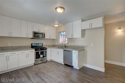 Las Vegas NV Single Family Home For Sale: $254,999