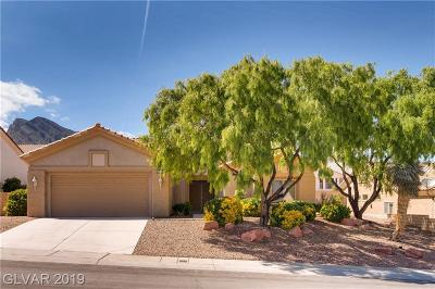 Las Vegas NV Single Family Home Under Contract - Show: $369,999