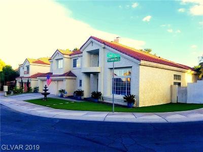 Las Vegas NV Single Family Home For Sale: $460,000