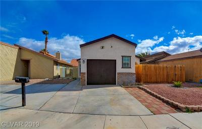 Las Vegas Single Family Home For Sale: 4153 Broadriver Drive