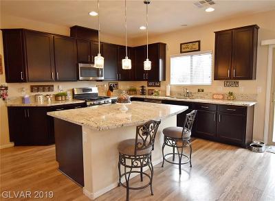 NORTH LAS VEGAS Single Family Home For Sale: 1429 Lamance Court